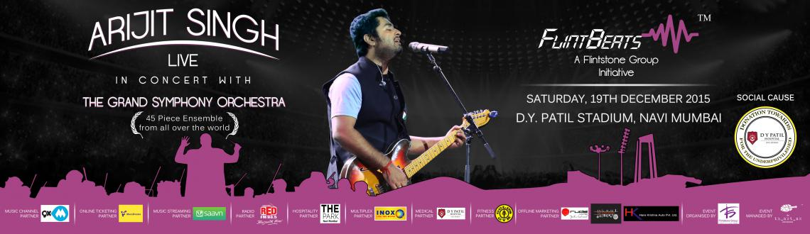 Arijit Singh Live In Concert with the Grand Symphony Orchestra