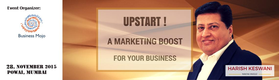 UPSTART - Marketing Boost for your Business