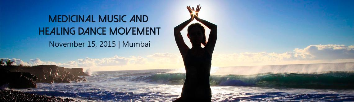 Book Online Tickets for MEDICINAL MUSIC AND HEALING DANCE MOVEME, Mumbai. If you feel stressed or depressed or lack of drive in day to day things, then this session might benefit you! Let us agree that most people feel quite stressed at some point or the other living in a city like Mumbai. Some times it is good to give you