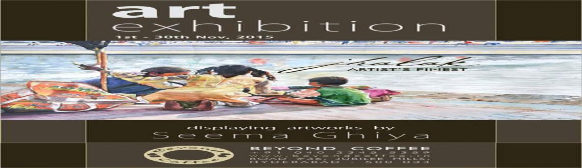 Jhalak - Art Exhibition by Punes Seema Ghiya