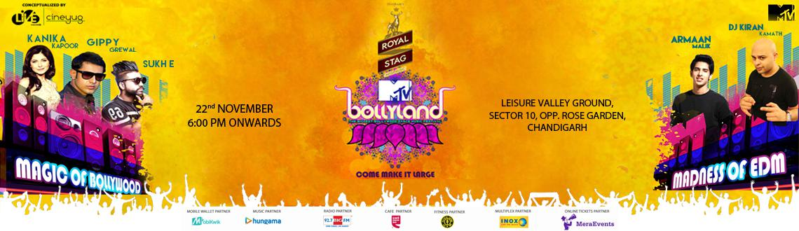 MTV Bollyland 2015 at Chandigarh