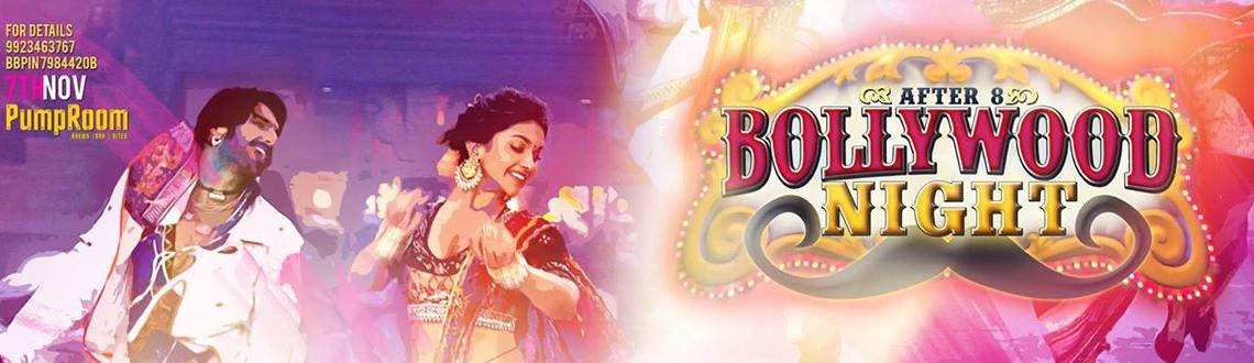 BOLLYWOOD PARTY ALERT on  7th Nov @PumpRoom