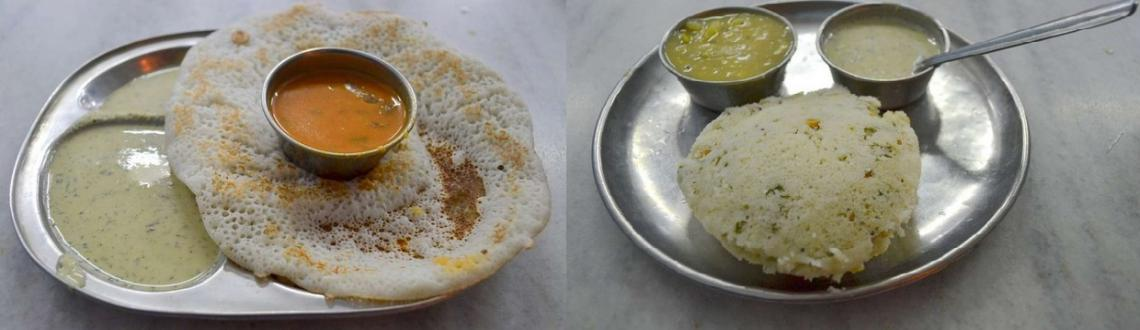 Basavanagudi breakfast.
