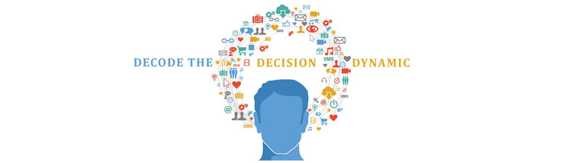Book Online Tickets for Decoding The Decision Dynamic - Dubai, Dubai. How to solve the decision dynamic is the eternal quest of the Sales professional. To reach their goal, they must decode the human dynamics between multiple decision makers to determine how each of them perceives the strategic issue and how they will