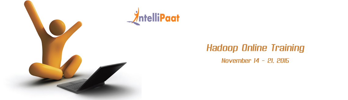 Book Online Tickets for Hadoop Online Training Event, . Hadoop Online Training provided by Intellipaat is one of the best Hadoop Training you can receive Introduction to Ecosystem on Hadoop Online Training, Map Reduce training and HDFS ,Deep Dive in Map Reduce and Yarn in Hadoop Training, Deep Dive in Pig