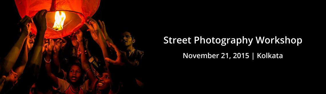 Street Photography Workshop - November 2015, Kolkata