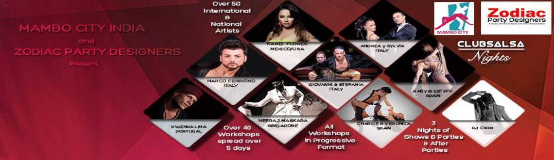International Dance Fiesta, IDF 2015 - Kolkata (18-20 December)