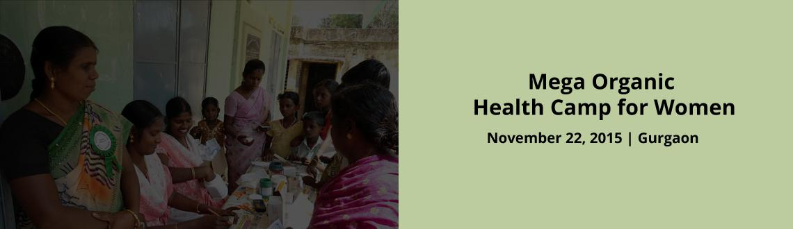 Mega Organic Health Camp for Women