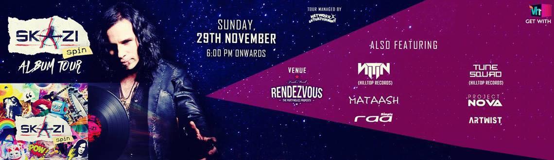 SKAZI Live In Hyderabad