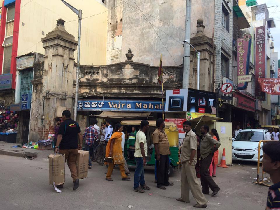 Pettah Walk in Avenue Road.
