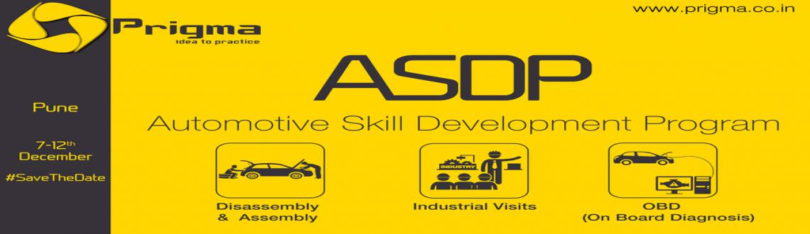 AUTOMOTIVE SKILL DEVELOPMENT PROGRAM- PUNE