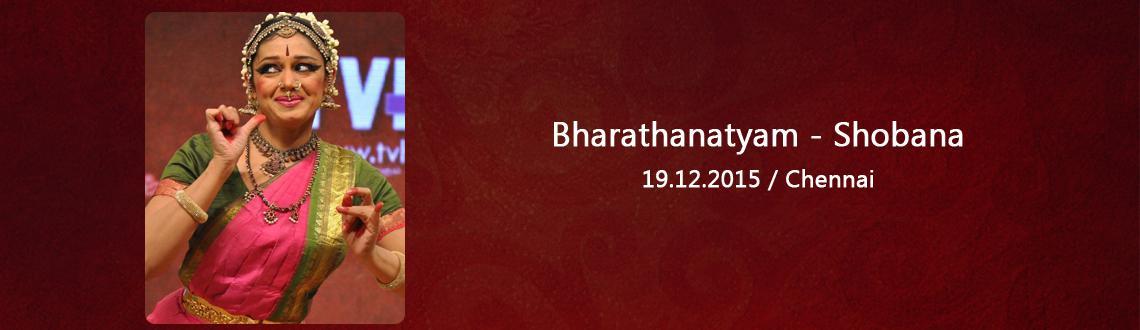 Bharathanatyam - Shobana