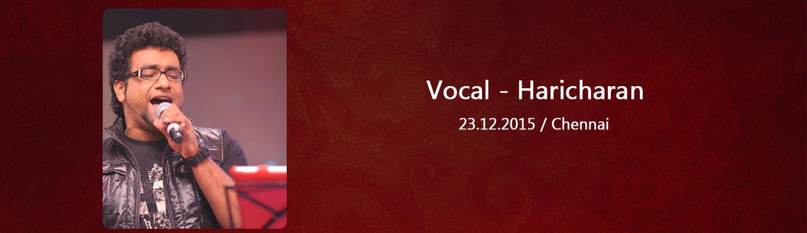 Vocal - Haricharan