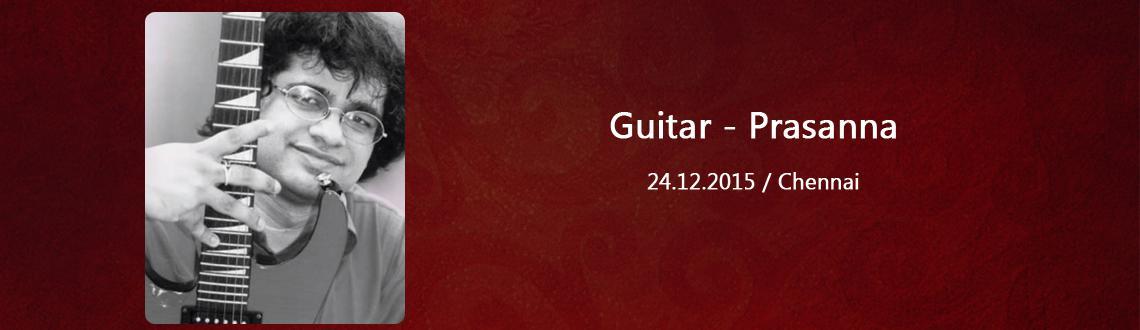 Guitar - Prasanna