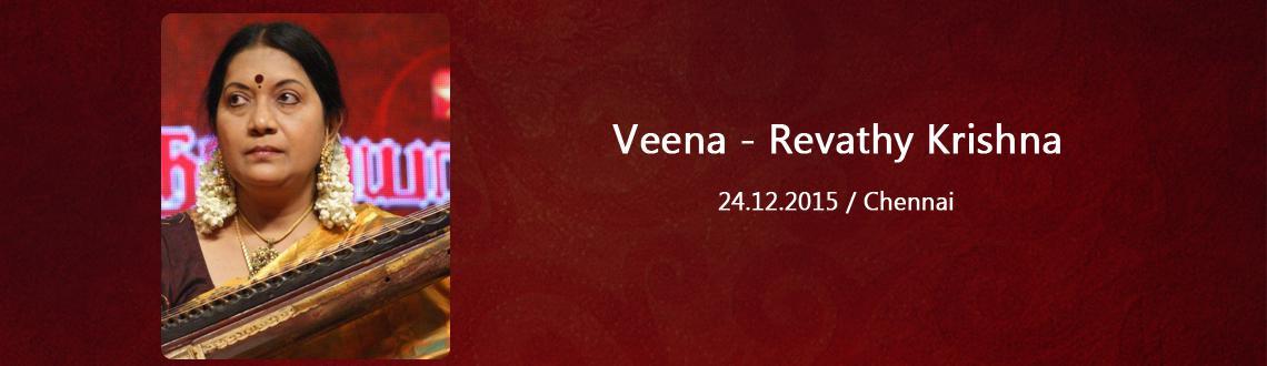 Veena - Revathy Krishna