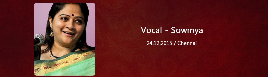 Vocal - Sowmya