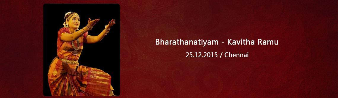 Bharathanatiyam - Kavitha Ramu