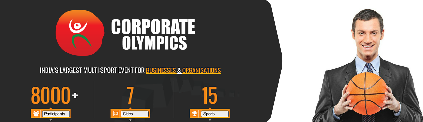 Book Online Tickets for Corporate Olympics (Basketball), Pune. 