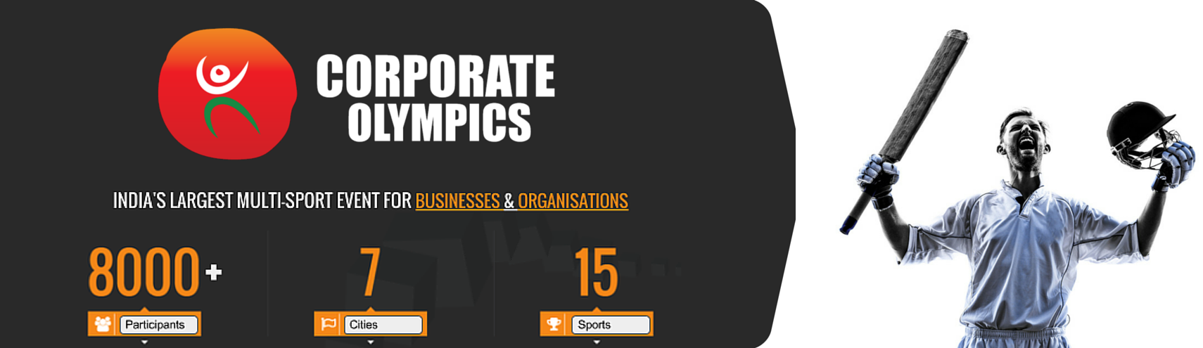 Corporate Olympics (Cricket)