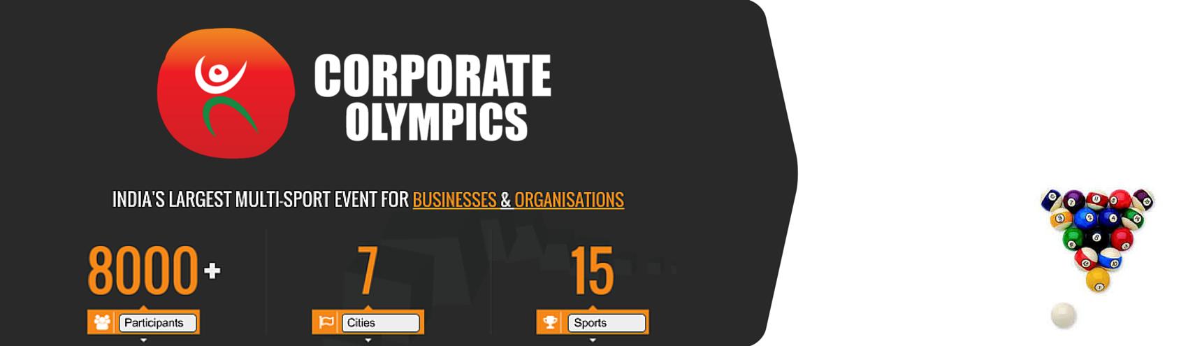 Corporate Olympics (Pool)