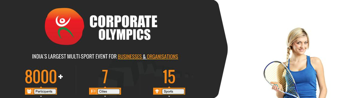 Book Online Tickets for Corporate Olympics (Squash), Pune.   League cum Knockout.   11 points – Best of 3 games (point a rally).   Poona Club   Snacks for players    Prizes : Trophy for 1st & 2nd Position & Medals for 1st 2nd 3rd 4th Position.   Contact : +91-9960795957