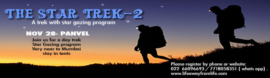 Book Online Tickets for Camping and star gazing trek to Prabal M, Panvel. Dream below a Star studded sky Know about different star and its constillation through our star gazing program Learn how to pitch Tents Explore the mighty Kalavanti Durg Enjoy playing games, Share stories, make new friends Layback to see the mos