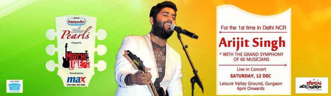 Book Passes/Tickets online for Arijit Singh Live in Concert Delhi. Get details about Events, Concerts, Live Shows at Delhi visit MeraEvents now.