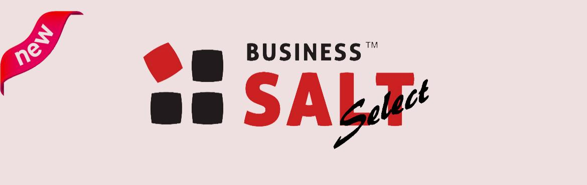 Kick Start 2016 with Business Salt Select