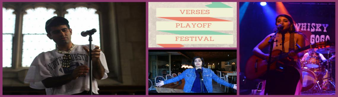 Book Online Tickets for The 2016 New Year Verses Playoff Festiva, Bengaluru.  
