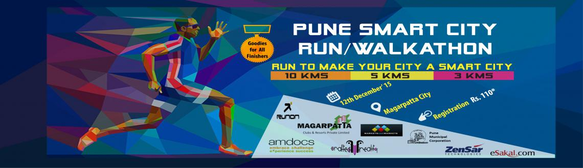 Pune Smart City Run/Walkathon