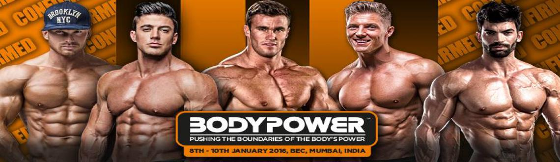 BodyPower Expo India 2016 (Mumbai)