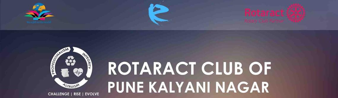 Rotract Club Kalyaninagar Ride