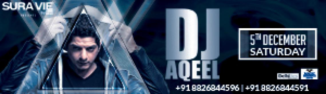 Book Online Tickets for Bollywood Night With DJ Aqeel, NewDelhi. SURA VIE presents Bollywood Night with DJ AQEEL. About Artist : DJ Aqeel, aka Aqeel Ali, has been rocking the dance floors across the globe for more than a decade. Being in this highly competitive music industry, he has truly been meteoric