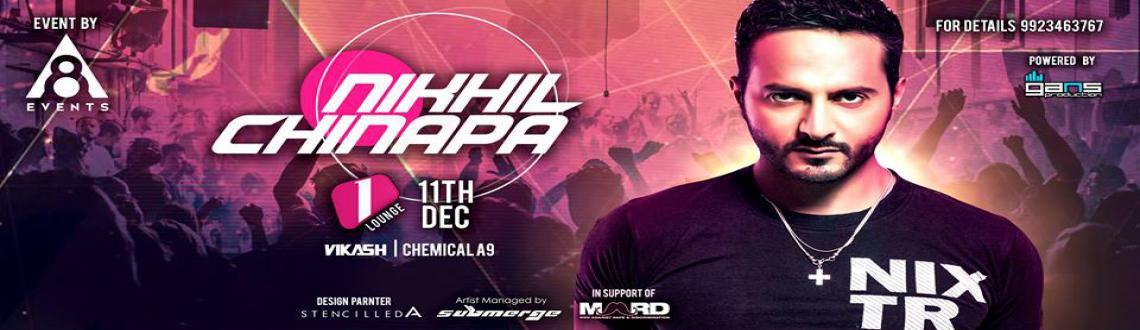 Nikhil Chinapa - Dec 11th @ 1 Lounge