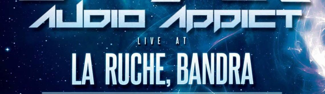 Book Online Tickets for Audio Addict Live at La Rushe, Bandra, Mumbai. Audio Addict spinning live this weekend at La Rushe, BandraWitness some of their best songs and exclusive fresh tunes alongside earth shaking bass.You don\\\'t want to miss this one!