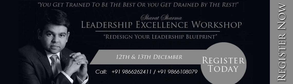Leadership Excellence Workshop Hyderabad