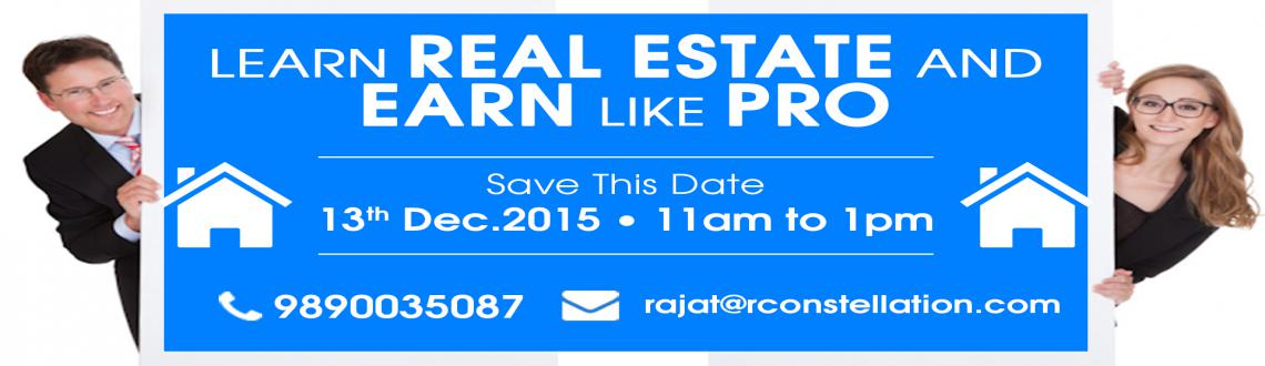 Rconstellation -Free Real Estate Business Seminar Future Growth and Oportunities