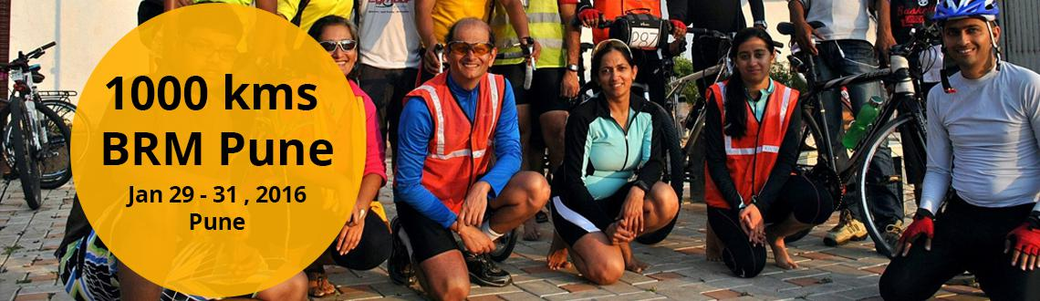 Book Online Tickets for 29th Jan 2016 Pune BRM- 400 and 1000 kms, Pune. Start Time: 06:00 am Starting PointPune University Distances-Times 400 Km – 27 Hrs 1000 Km – 75 Hrs For further details click the link given below: http://www.audaxindia.org/pune-randonneurs-pune-maharashtra-c-7