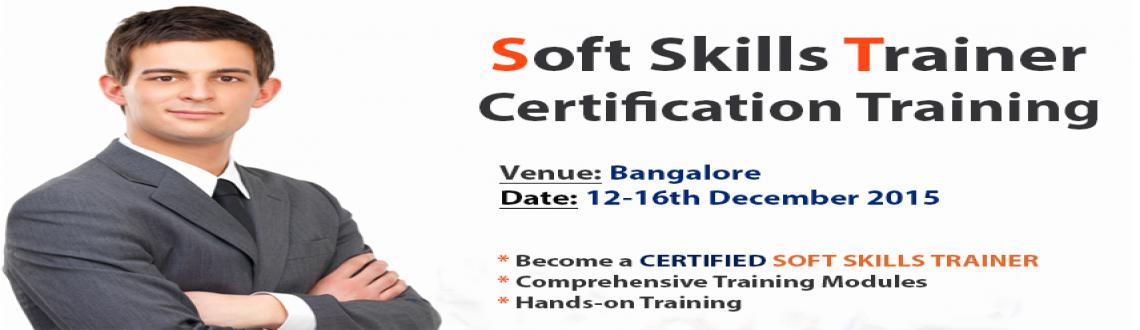 IIMPT is offering 5 days intensive Soft Skills Trainer Certification Training in Bengaluru from 12-16th Dec15.