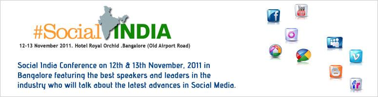 Social India Conference 2011