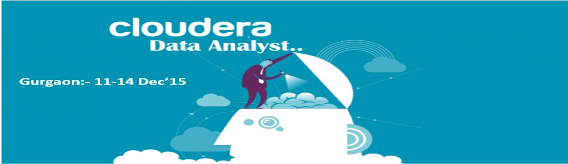 Cloudera Data Analyst Training |Gurgaon| 11-14th Dec15