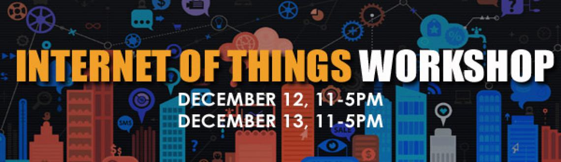 Internet of Things: Hands on Development Workshop