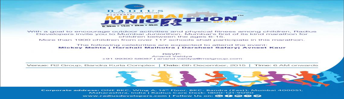 Radius presents Mumbai Juniorthon