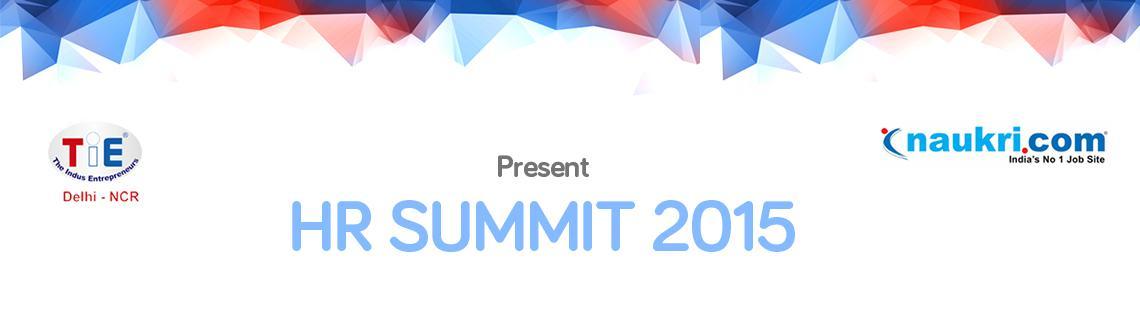 TiE HR Summit 2015