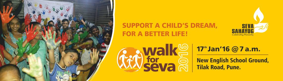 Walk for Seva 2016 - Individual Registration