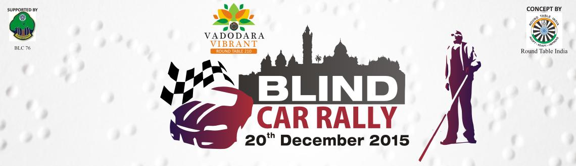 Blind Car Rally 2015