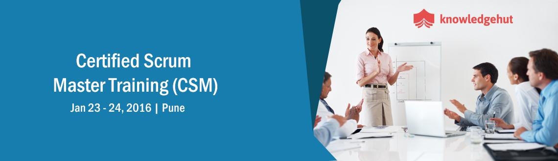 Book Online Tickets for Certified Scrum Master Training (CSM) in, Pune. Certified Scrum Master Training (CSM®) in Pune