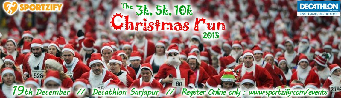 Christmas Run 2015