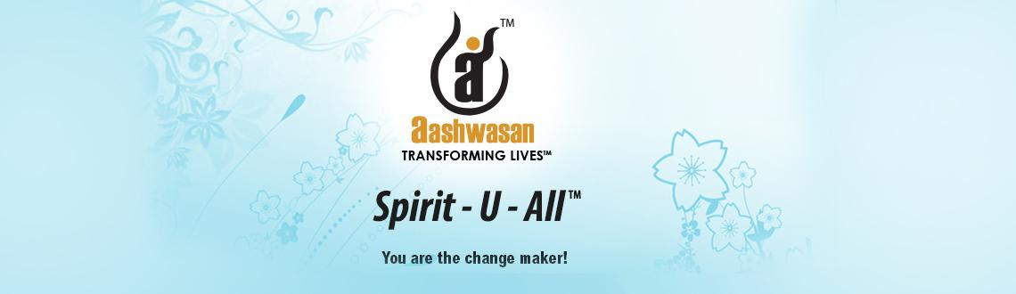 Spirit U All(TM) - You are the change maker