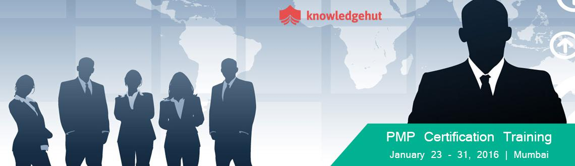 Book Online Tickets for PMP Certification Training in Mumbai, Mumbai. PMP® Certification Training in Mumbai  http://www.knowledgehut.com/project-management/pmp-certification-training-mumbai  Course Overview:  Project Management Professional (PMP®) certification is the most distinguished